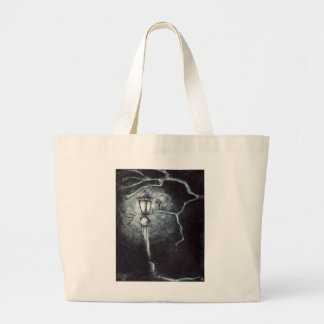 Dispel the Darkness Designs Large Tote Bag