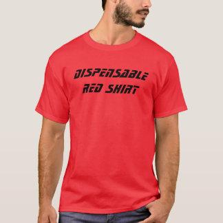 Dispensable Red Shirt