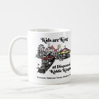 Dispensa's Kiddie Kingdom, Oakbrook Terrace Classic White Coffee Mug