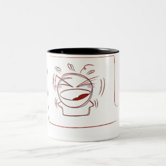 Disperato Two-Tone Coffee Mug