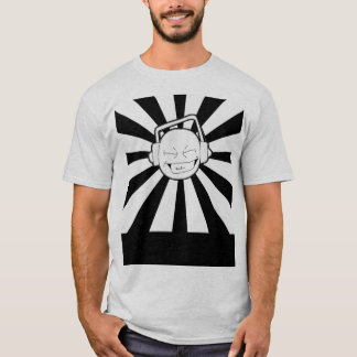 Disperse-L (Black)  T-shirt