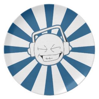 Disperse-L (Blue) Plate