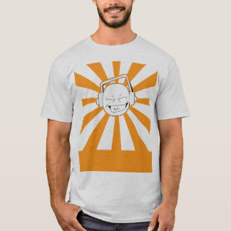 Disperse-L (Orange)  T-shirt