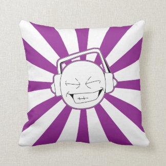 Disperse-L (Purple) Pillow