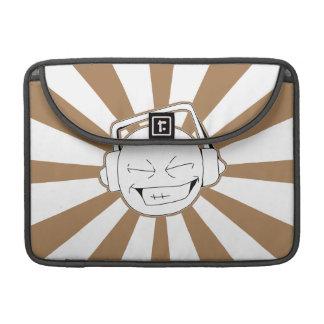 Disperse-L (Tan) MacBook Sleeve