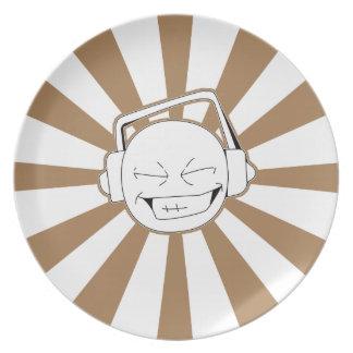 Disperse-L (Tan) Plate