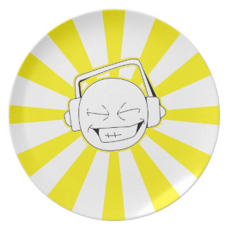 Disperse-L (Yellow) Plate