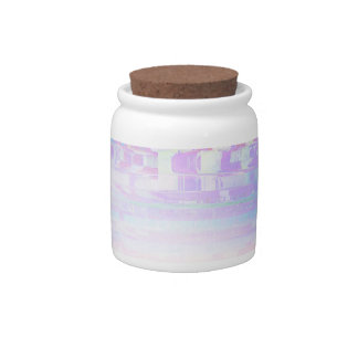 Displaced Candy Jars