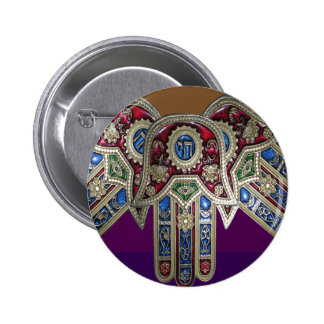 DISPLAY only Decorative Religious ICONS Pins