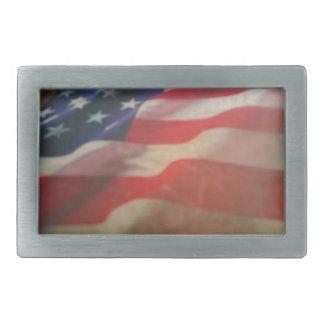 Display Your Flag Belt Buckle