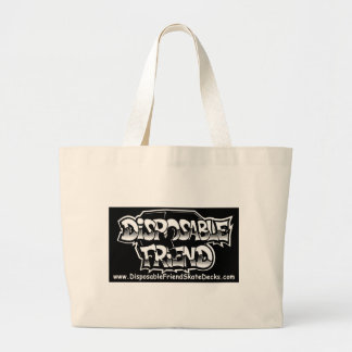 Disposable Friend Tote Bags