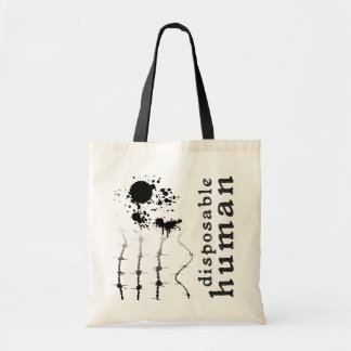 Disposable Human Canvas Bags
