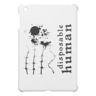 Disposable Human iPad Mini Covers