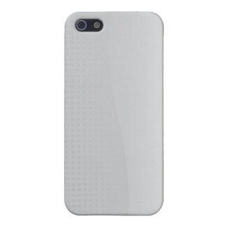 Disposición biselada del cromo iPhone 5 carcasas