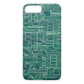 Disposición de circuito eléctrico funda iPhone 7 plus