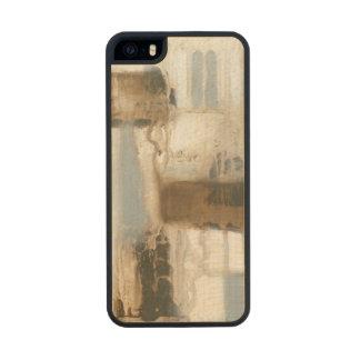 Disposición modular I Funda De Arce Carved® Para iPhone 5 Slim