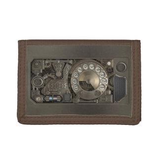 Dispositivo de Steampunk - teléfono de dial