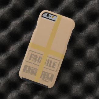 Dispositivo del transporte de datos funda de iPhone 6 tough