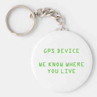 DISPOSITIVO GPS LLAVERO REDONDO TIPO PIN
