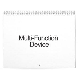 Dispositivo multifuncional calendarios de pared