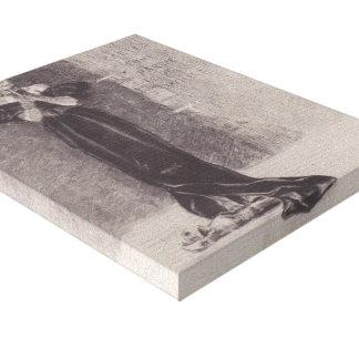 Dispositivos de protección en caso de volcamiento  impresión de lienzo