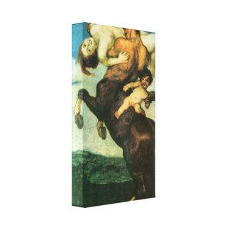 Dispositivos de protección en caso de volcamiento  lienzo envuelto para galerias