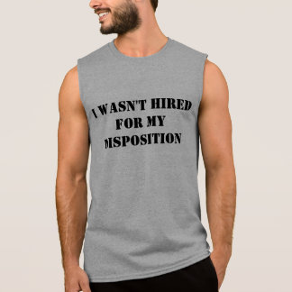 Dispostion Shirt