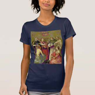 Dispute About The Trinity By Sarto Andrea Del Tee Shirts