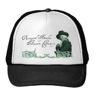 Disregard Females, Acquire Currency Trucker Hat