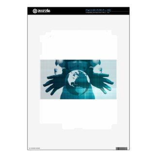 Disruptive Technologies or Technology Disruptor iPad 2 Skin