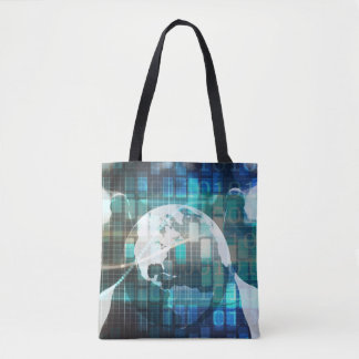 Disruptive Technology and Innovation in New Market Tote Bag