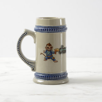 Disruptor Beam Beer Stein