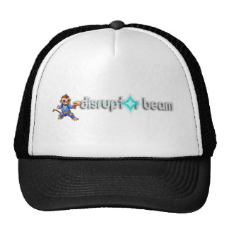 Disruptor Beam Cap Trucker Hat