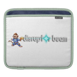Disruptor Beam iPad Sleeve