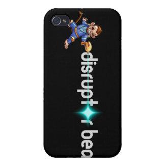 Disruptor Beam iPhone Case