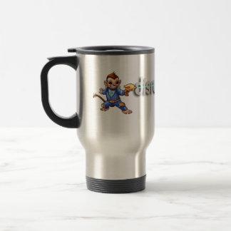 Disruptor Beam Travel Mug