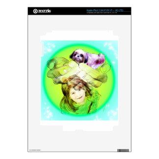 Dissappearence del maya iPad 3 skin