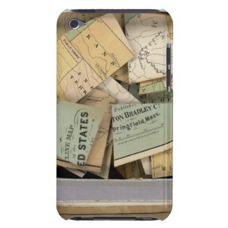 Dissected Outline Map, United States of America Barely There iPod Cover