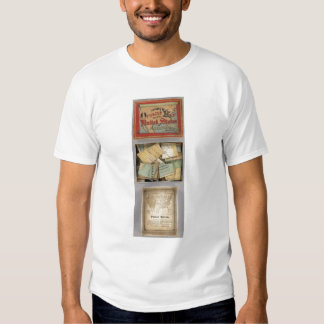 Dissected Outline Map, United States of America Tshirt