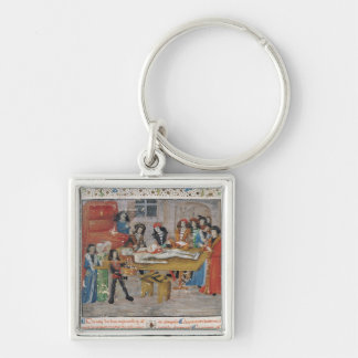 Dissection lesson  Faculty of Medicine Keychain