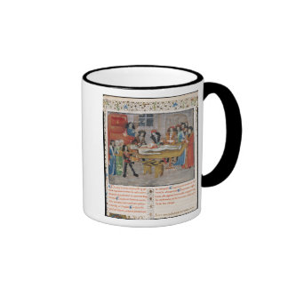 Dissection lesson  Faculty of Medicine Ringer Mug