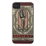 Dissent Case iPhone 4 Case-Mate Case