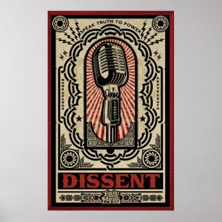 Dissent Print