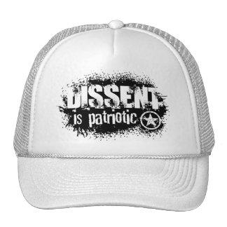 Dissent Trucker Hat