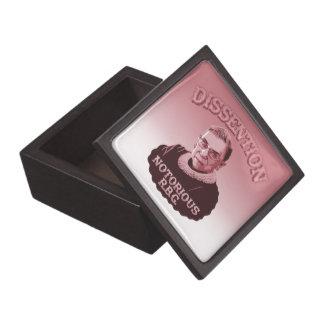 Dissention RBG Jewelry Box