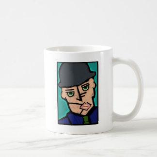 Dissimulate or die coffee mug
