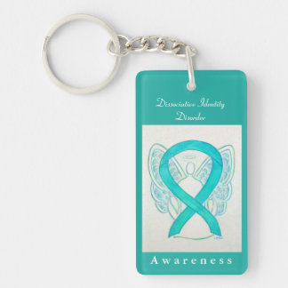 Dissociative Identity Disorder Awareness Keychain