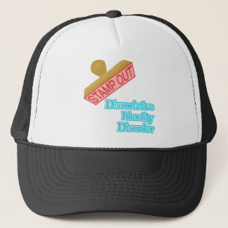 Dissociative Identity Disorder Trucker Hat