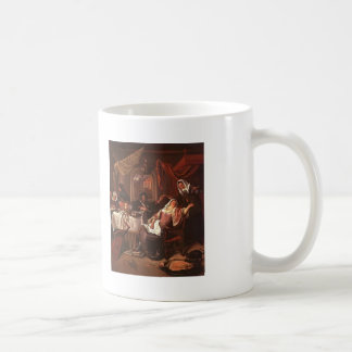 Dissolute Household by Jan Steen Coffee Mugs