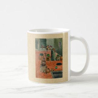 Dissolution in Solvent Coffee Mug